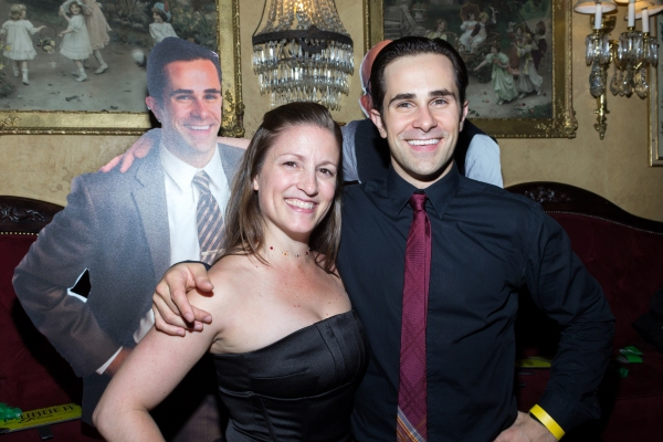 Wendy Seyb, Brett Ryback