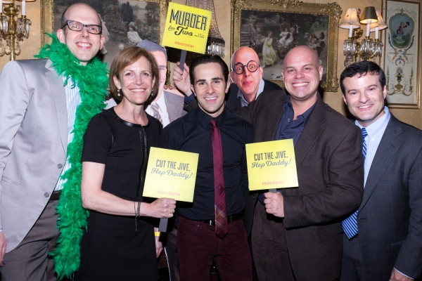 Jeff Blumenkrantz, Barbara Whitman, Brett Ryback, Jayson Raitt, Steven Chaikelson Photo