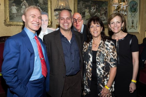 Richard Weinberg, Jayson Raitt, Paula Kaminsky Davis, Barbara Whitman