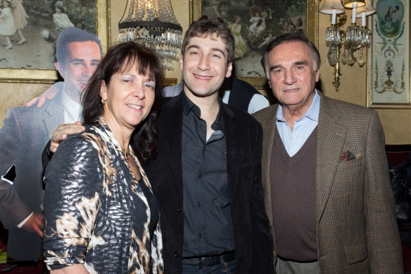 Paula Kaminsky Davis, Scott Schwartz, Tony Lo Bianco
