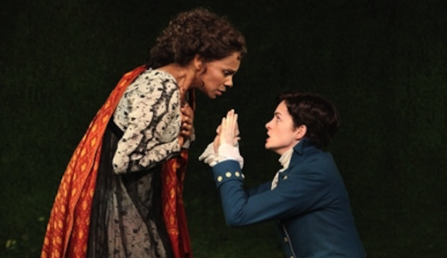 The Staples of Shakespeare: Gender-Bending from TWELFTH NIGHT to 'VERONA'