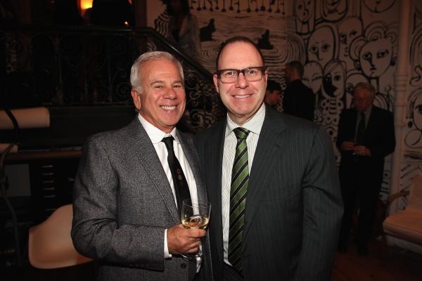 Sam Shahid and Producer Scott Sanders