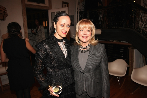 Isabel Toledo and Candy Spelling
