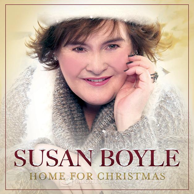 Extensive Preview Of Susan Boyle's New Christmas Album