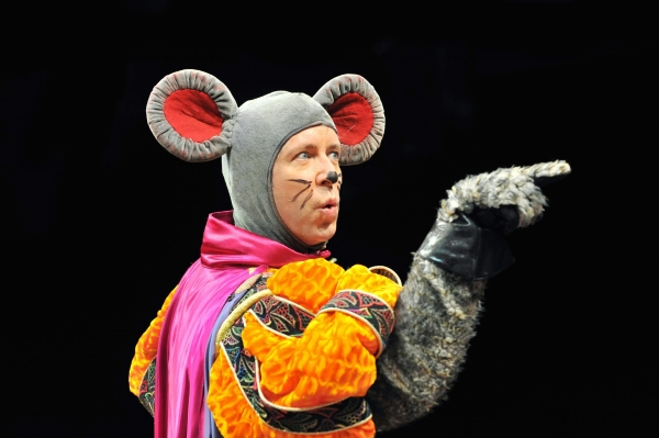 George Keating as The Mouse King