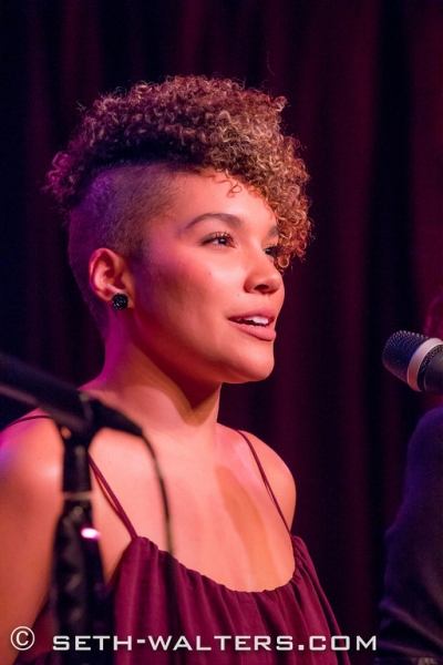Photo Flash: Robert Cuccioli, Teal Wicks and More Join ... Emmy Raver Lampman