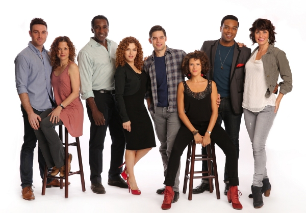 Photo Flash: Meet the Cast of Encores! A BED AND A CHAIR - Bernadette Peters, Norm Lewis, Jeremy Jordan, Cyrille Aimee and More!