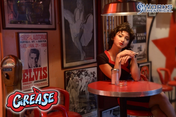 Photo Flash: Meet the Cast of GREASE; Show Runs 11/9-12/1