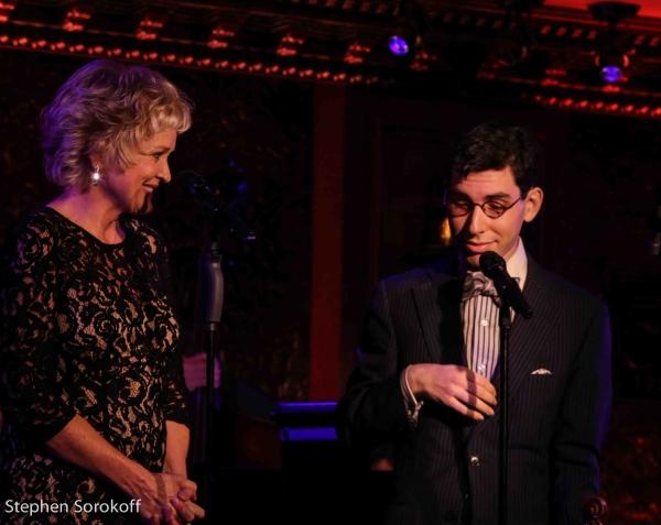 Christine Ebersole & Aaron Weinstein