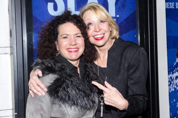 Susie Essman, Julie Halston