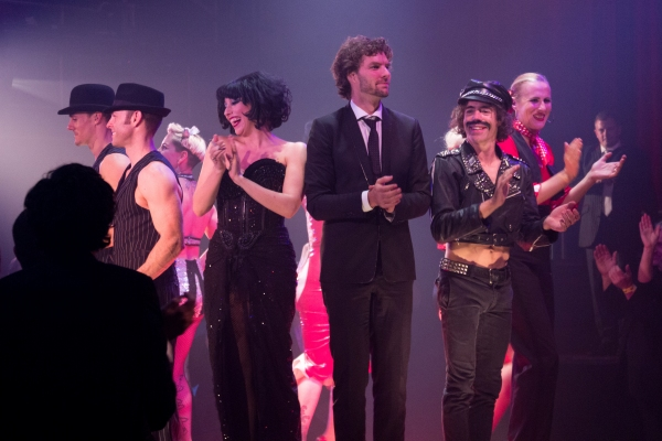 The English Gents, Meow Meow, Lance Horne, Mario Queen of the Circus, Ursula Martinez Photo