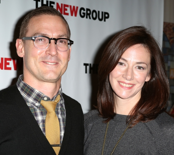 Sharr White and wife  Photo