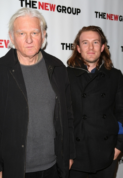 David Rabe and son Jason Rabe