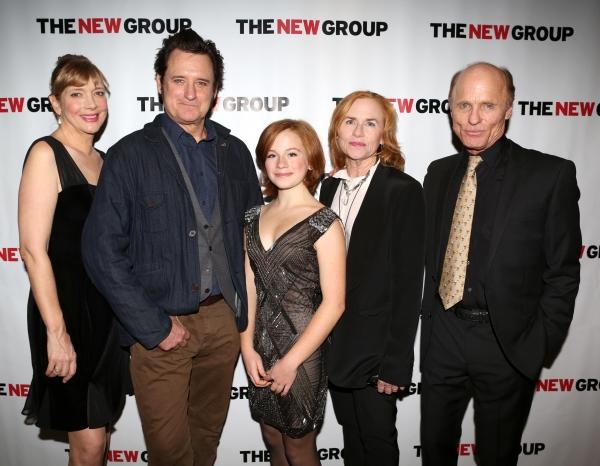 Glenne Headly, Bill Pullman, Juliet Brett, Amy Madigan and Ed Harris