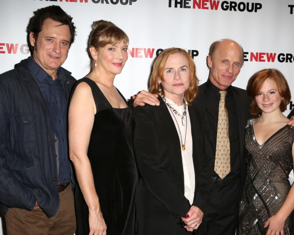Bill Pullman, Glenne Headly, Amy Madigan, Ed Harris and Juliet Brett
