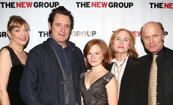 Photo Coverage: Ed Harris, Bill Pullman and Cast of THE JACKSONIAN Celebrate Opening Night