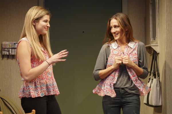Zoe Levin, Sarah Jessica Parker