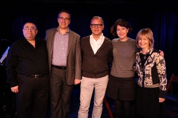 Photo Flash: Emerson College BFA 2013 Showcase at the Laurie Beechman