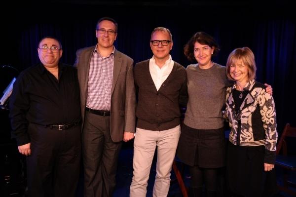Jonathan Goldberg, David Colfer, Stephen Terrell , Melia Bensussen, Barbra Redford