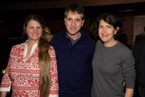 Bonnie Comley, Elliot Fox, Melia Bensussen
