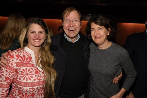 Bonnie Comley, Roger Danforth, Melia Bensussen