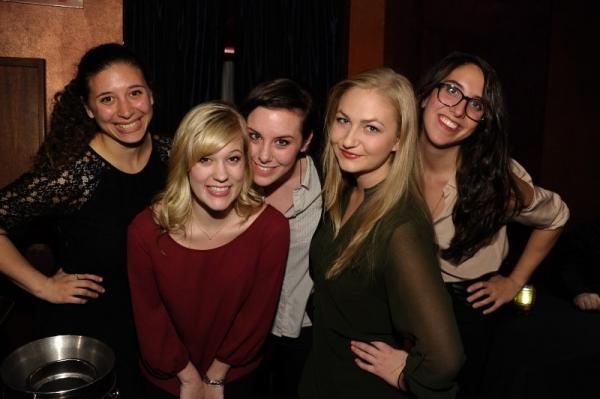 Abby Goldfarb, Lauren Chapman, Kelly Chick, Nora Hyde, Lily LaGravenese