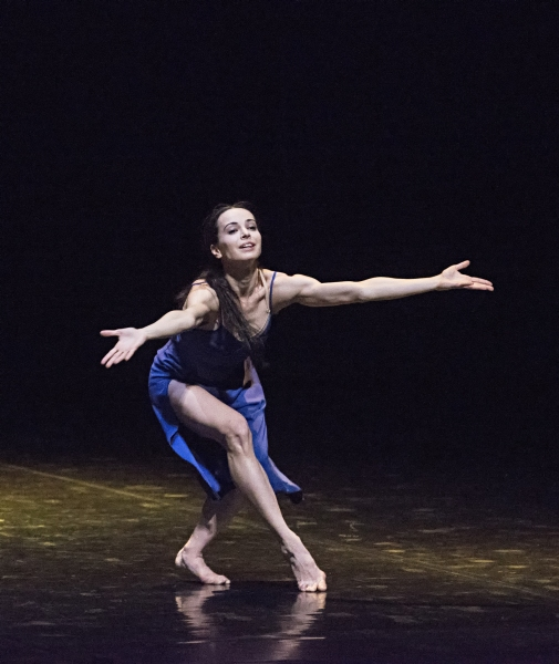 Diana Vishneva in ''Woman in a Room''