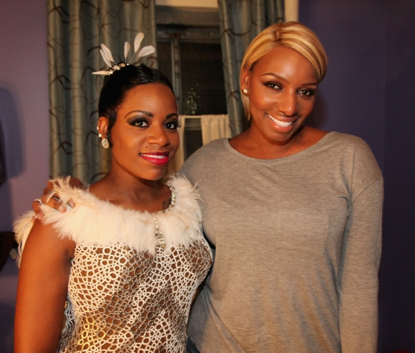 Exclusive Photo Flash: Real Housewife NeNe Leakes Visits AFTER MIDNIGHT!