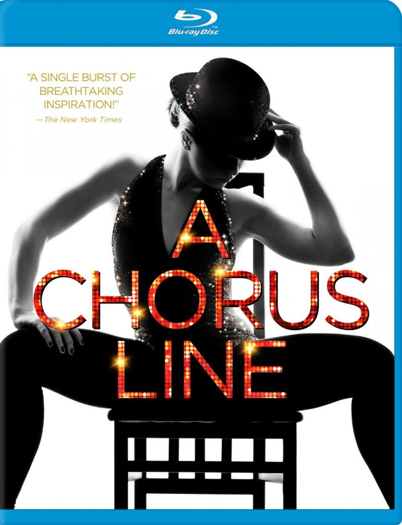 A CHORUS LINE Movie Blu-ray Now Available For Pre-Order
