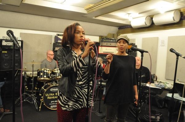 Dionne Figgins and Krisha Marcano Photo