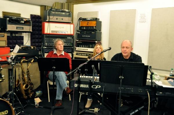 Jay Leslie, Susan Aquila and Joseph Church Photo