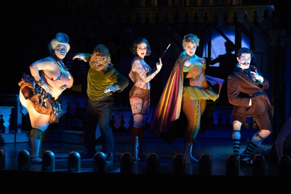 Photo Flash: First Look at La Jolla Playhouse's Re-Imagined SIDE SHOW!