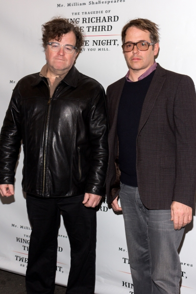 Kenneth Lonergan, Matthew Broderick