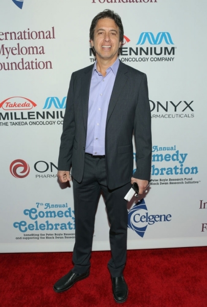 Photo Flash: IMF Comedy Celebration Hosted by Ray Romano Featuring David Crosby