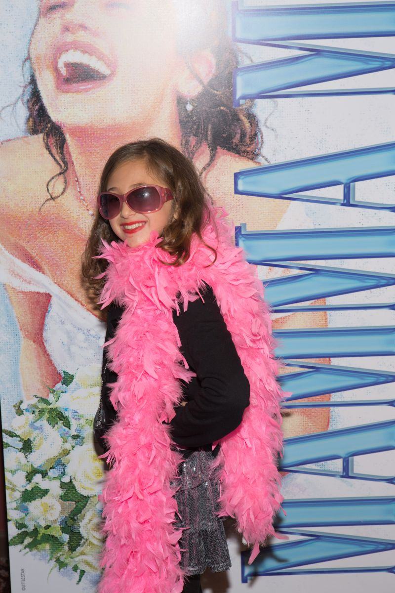 Photo Coverage: Broadway's MAMMA MIA! Celebrates 5,000th Performance