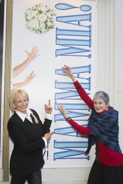 Judy Craymer and Nina Lannon Photo