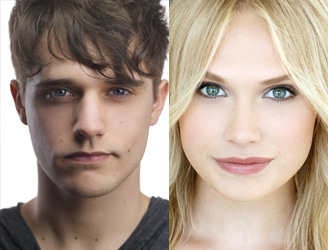 Breaking News: LES MISERABLES Revival Finds Its Marius and Cosette - Andy Mientus and Charlotte Maltby to Make Broadway Debuts!