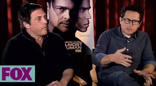 Interview With :    Executive Producers J.J. Abrams and J.H. Wyman Talk New FOX Series ALMOST HUMAN
