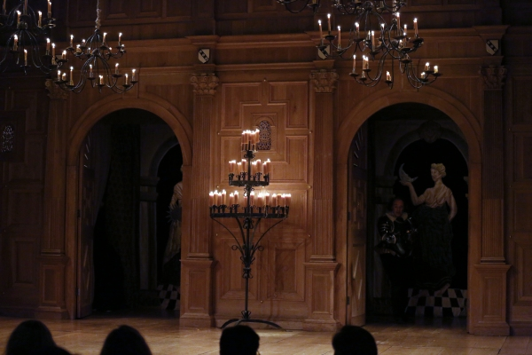 Photo Coverage: Mark Rylance and Cast of RICHARD III Take Opening Night Bows!