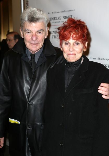 Richard Benjamin and Paula Prentiss  Photo