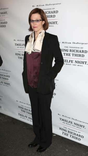 Photo Coverage: On the Red Carpet for TWELFTH NIGHT's Opening Night Arrivals