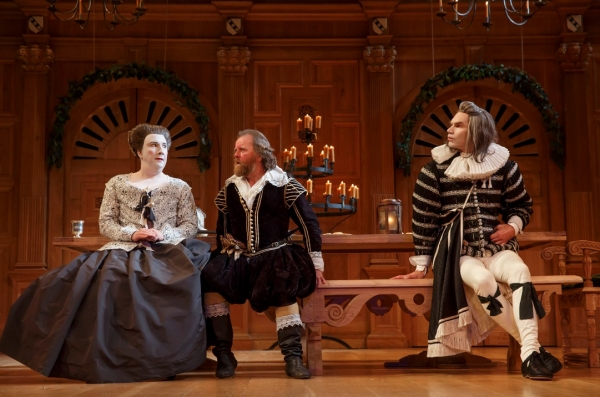 Review:  TWELFTH NIGHT & RICHARD III Burn Bright By Candlelight