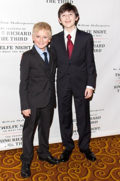 Matthew Schechter, Hayden Signoretti Photo