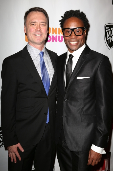 Photo Coverage: Billy Porter Gets Honored at NYMF's 10th Anniversary Gala