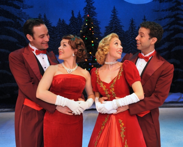 Sean Montgomery( Bob), Lindsie VanWinkle (Betty), Kelly Sheehan (Judy), Jeremy Benton (Phil)