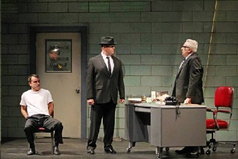 BWW Blog: Ed Dixon of Casa Manana's OSWALD: THE ACTUAL INTERROGATION - Opening