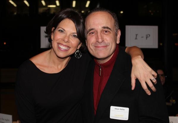 Jill Abramovitz and Adam Heller Photo