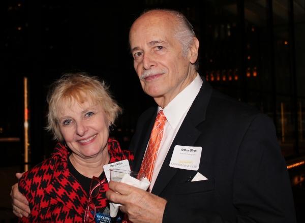 Mary Miko and Arthur Giron Photo
