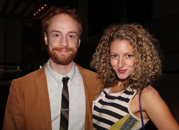 Rob Morrison and Lauren Molina Photo