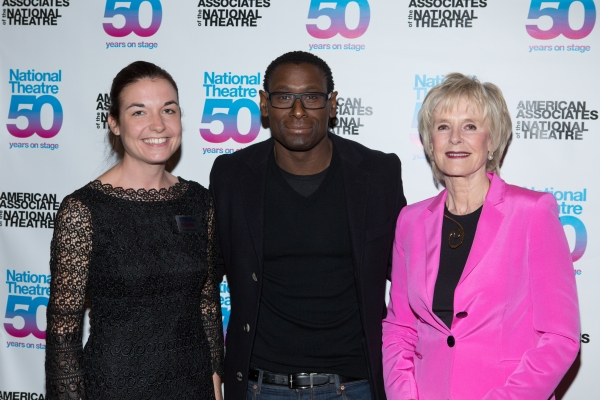 Photo Coverage: Michael Gambon & More Attend NYC Screening for NT Live National Theatre: 50 Years on Stage
